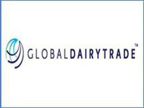 Logo Global Dairy trade mit rand