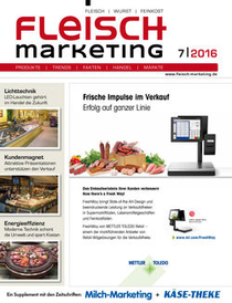 Fleisch-Marketing_07/16_Titel