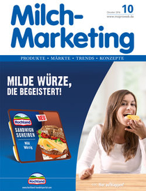 Milch-Marketing 10/16 Titel