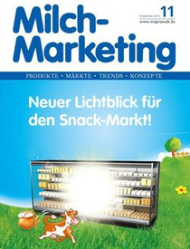 Milch-Marketing 11/16 Titel