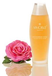 VINOBLE - Schaumbad Rose
