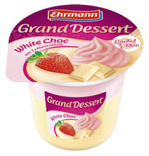Ehrmann Grand Dessert White Choc Mm 2 2017
