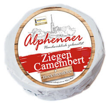 Delina Ziegen Camembert MM 8 2017