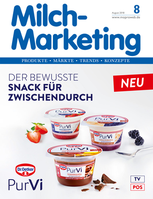 Milch-Marketing