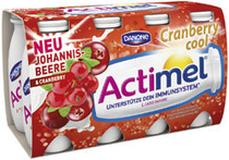 Danone Actimel Trendsorte MM 11 2018