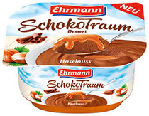 Ehrmann Schokotraum Haselnuss MM 2 2019